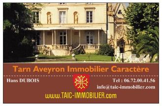 Maisons de Charme, Belles Demeures & Propriétés équestres Tarn et Aveyron