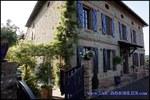 A vendre par TAIC-Immobilier Belle demeure du XIXième a Giroussens, 640m2,10 chambres, piscine, puit,studio,4000m2 de terrainrabastens,toulouse,A68,vente propriété 19ieme,